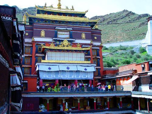 西藏旅游:瞻仰日喀则扎什伦布寺(图) – 日喀则游记攻略插图9