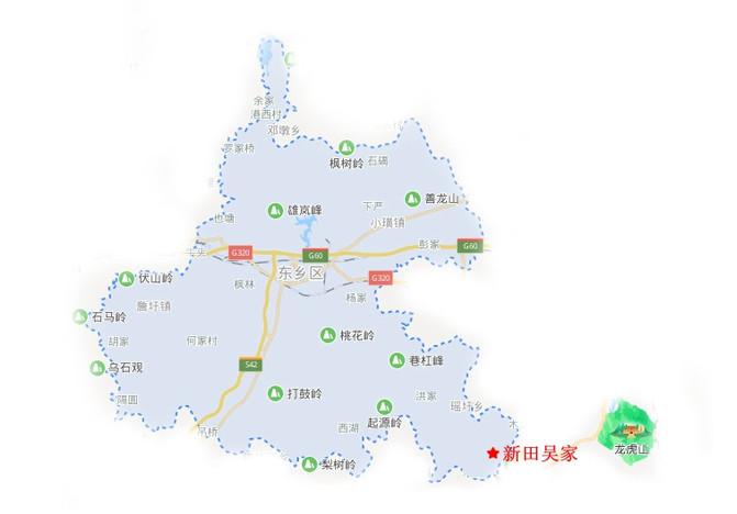行走在抚州东乡红光的旅游文化名村:新田吴家 – 抚州游记攻略插图