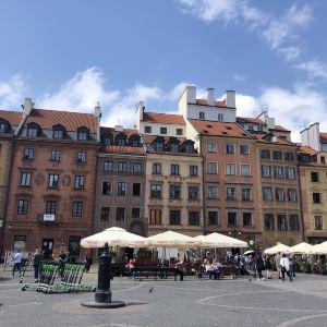 老城集市广场旅游景点攻略图