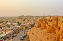 #世界遗产# 拉贾斯坦邦传奇堡垒