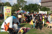 台灣遊-跳蚤市场
