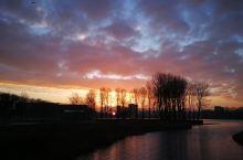 🇳🇱 阿姆斯特丹的晨光