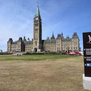 加拿大国会旅游景点攻略图