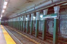 #网红打卡地#波士顿地铁