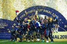 相聚莫斯科,见证荣耀时刻!恭喜法国队!