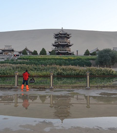 [喀纳斯游记图片] 九月北疆丝路之旅,越野越美丽