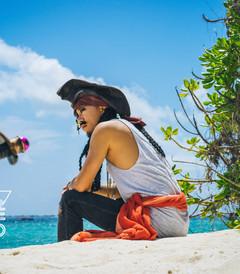 [JA玛娜法鲁岛游记图片] [Allen华丽冒险]马尔代夫亲子游JA manafaru的海贼生活