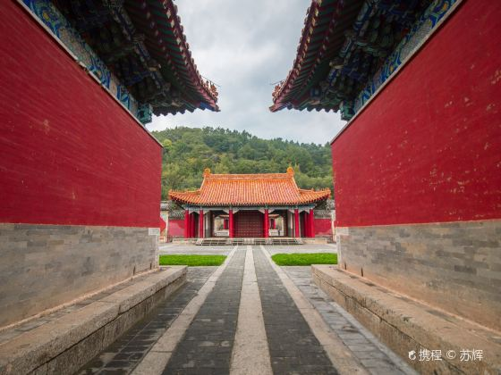 Yongling Tombs of the Qing Dynasty