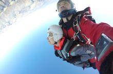 #新西兰29天房车自驾# D15 皇后镇跳伞