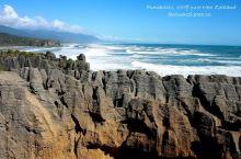西海岸神奇壮观的薄饼岩