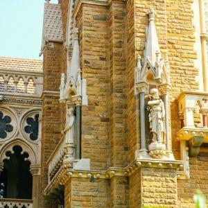 孟买大学(要塞校区)旅游景点攻略图