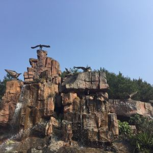 九鹏溪旅游景点攻略图