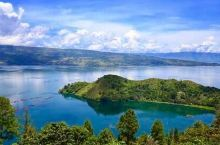 世界第一的火山湖:印尼多巴湖