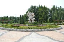 濮阳新蕾公园美景