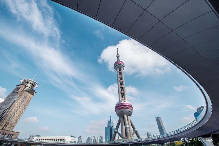 Oriental Pearl Radio & Television Tower3