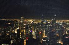 芝加哥密歇根大道夜景🌃