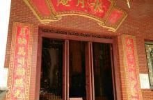 化州市的几大美好风景寺庙之一——江边的水月庵