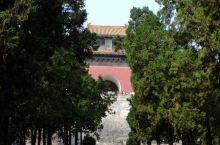 北京明十三陵定陵