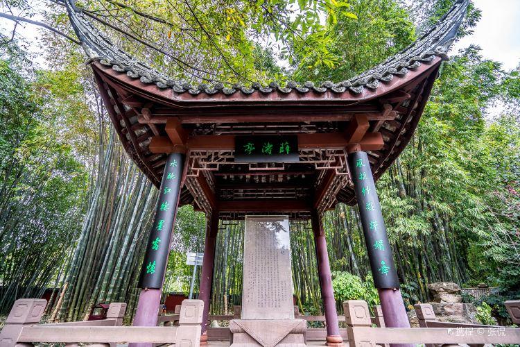 Xue Tao Memorial Hall2