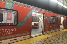 多伦多,简单轻松搭地铁