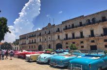 时光倒流—古巴哈瓦那