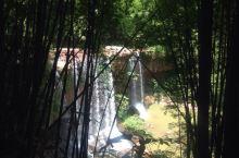 四洞沟,第一瀑和第四瀑很有特点