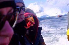 在南极拍照和睁眼瞎差不多 随便了