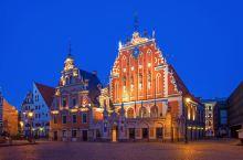 拉脱维亚首都里加,美的很精致,安静的很舒心