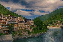 嘉绒藏族的典型代表建筑——西索民居#向往的生活
