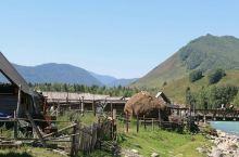 十大最美村庄 新疆喀纳斯禾木村白哈巴村图瓦民族村 今天走进中国十大最美乡村之一的禾木村,童话一般,真