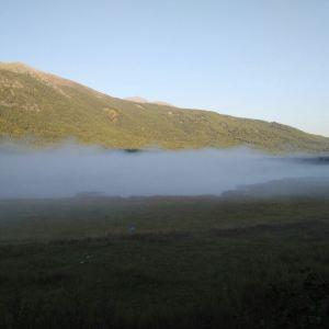 鸭泽湖旅游景点攻略图