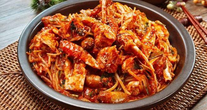普樂醬蟹(新沙店)1
