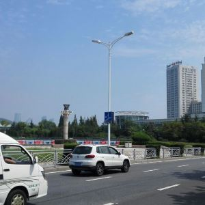 汇泉广场旅游景点攻略图