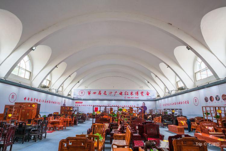 湖南省展覧館1