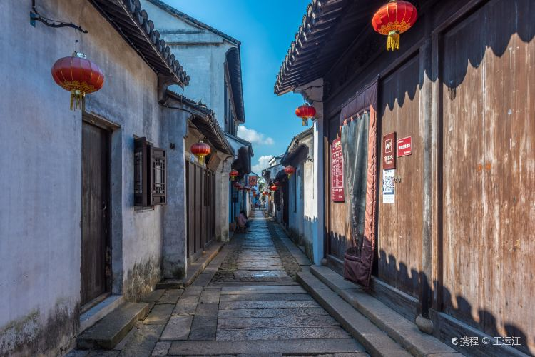 Tianzhuang Ancient Street3