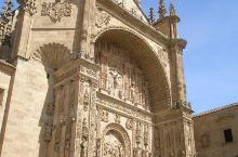 圣斯德望修道院 Convento de San Esteban (40.960411, -5.663