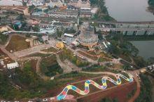 重庆再现神设计,彩色S型公路成为新网红!