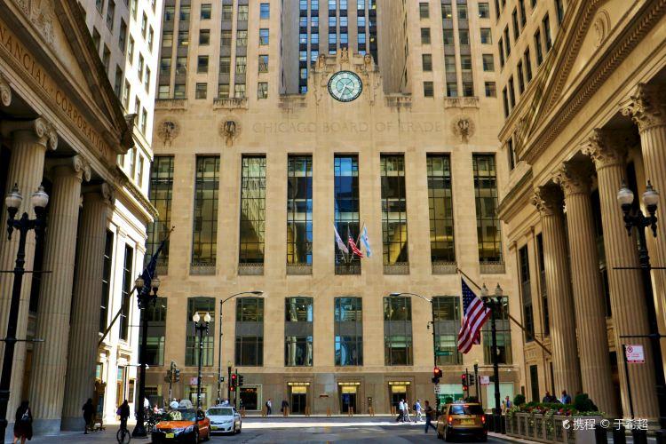 시카고 보드 오브 트레이드 빌딩1