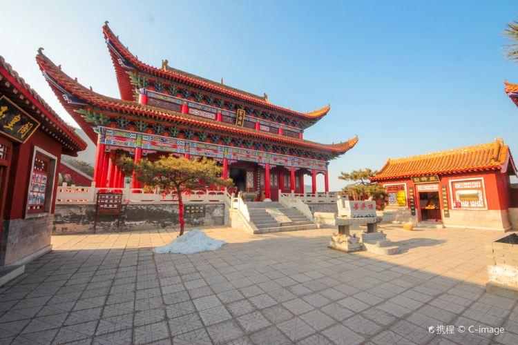 창옌산(창암산) 관광지2