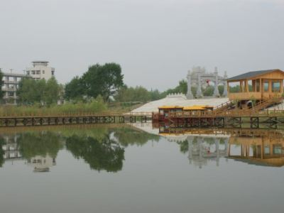 Nenjiangwan National Wetland Park of Da'an