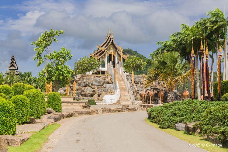 Nong Nooch Tropical Botanical Garden4
