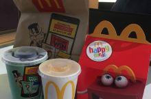 新西兰的麦当劳🍔一起来吃儿童餐吧!