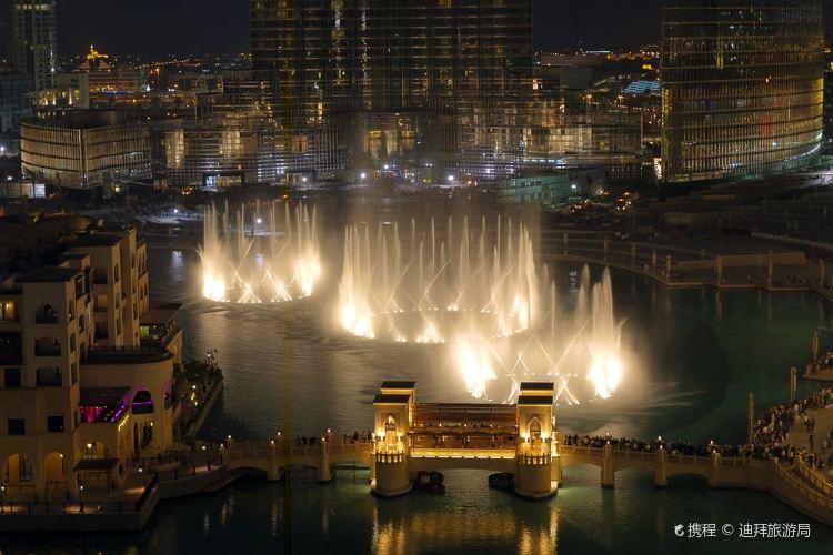The Dubai Fountain4