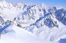 勃朗峰 伟大的山峰