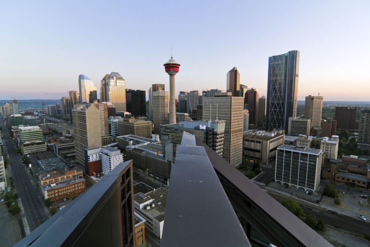 Calgary Tower2