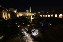 大卫塔灯光秀,耶路撒冷必须要看