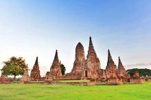 泰国柴瓦塔娜兰寺