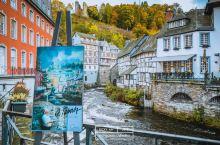 美到窒息的德国中世纪小镇-蒙绍