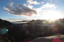 一直向上雪山的心---攀登雀儿山