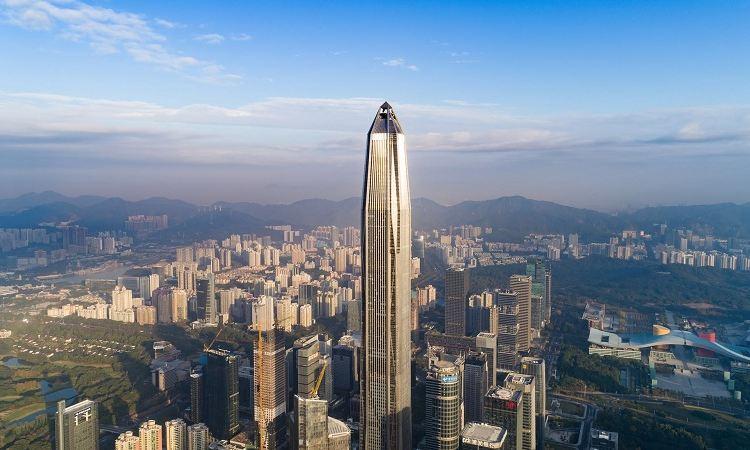 Shenzhen Ping An Financial Center Yunji Sightseeing4
